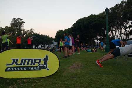 Juma Runing Team -