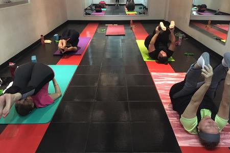 Hot Fit&Yoga Studio -