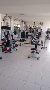 Academia Golfinho Fitness -