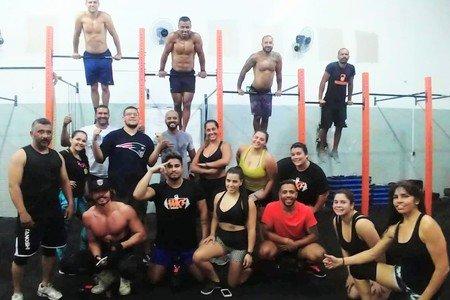Centro de Treinamento Workout
