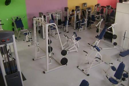 Fast Fitness Academia -
