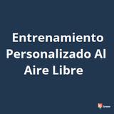 Entrenamiento Personalizado Al Aire Libre - logo