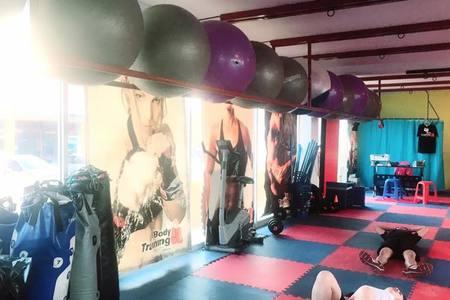 Body Training Fitness Zona Industrial