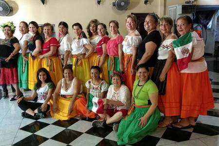 Latin dance therapy