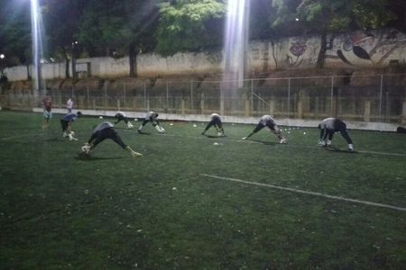 GOALKEEPER - Academia de Goleiros Perus