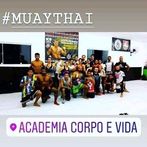 Academia Corpo e Vida