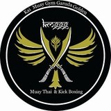 Kai Muay Gym Garuda Golden - logo