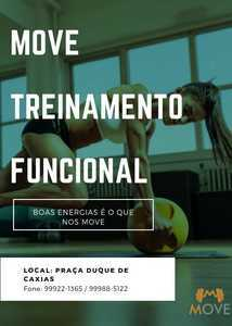 Move Treinamento Funcional -