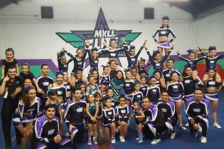 Gym Mexicali Elite Gymnastics, Cheer and Dance -