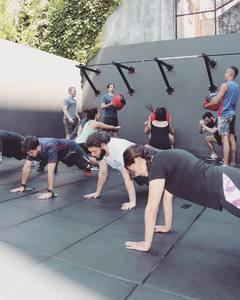 Murph Training Academy -