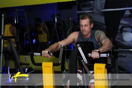 Academia A+ Fitness
