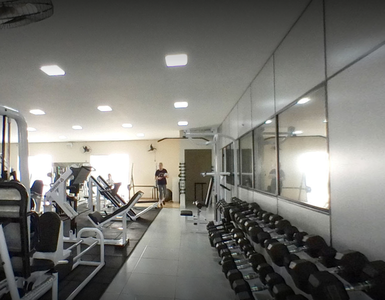 Light Fitness Concept -