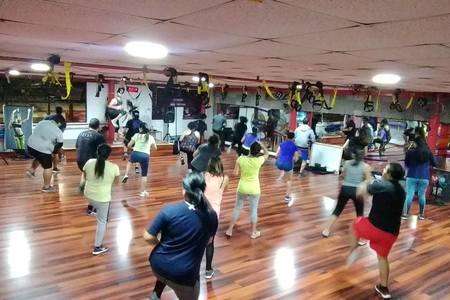 Aks gym center