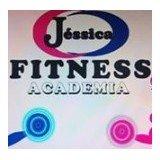 Jéssica Fitness Academia - logo