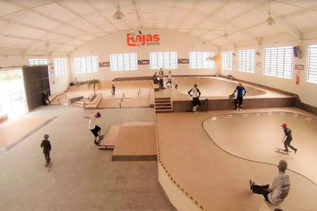 Rajas Skatepark -