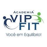 Academia Vip Fit - logo