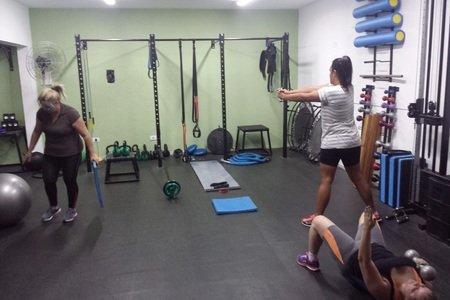 Studio Felipe Vella - Treinamento Físico Integrado -