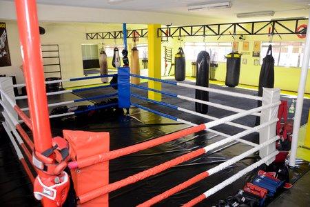 Centro Paulista de Artes Marciais (ZN Combat) -