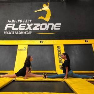 Flexzone Jumping Park Parque Tezontle -