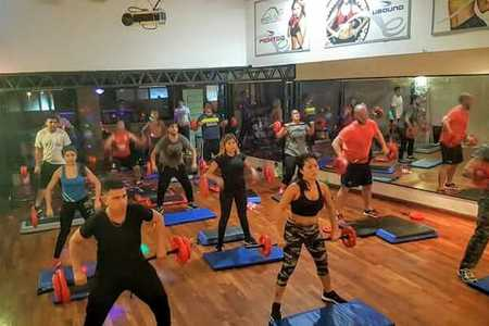 Evolution Fitness Gym -