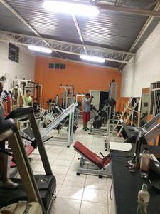 Academia Bodybuilding fitness -