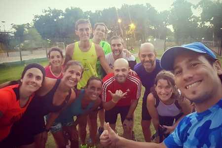 Extremo Training Team - Parque Centenario -