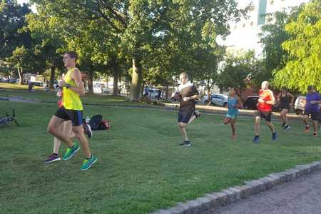 Extremo Training Team - Parque Centenario
