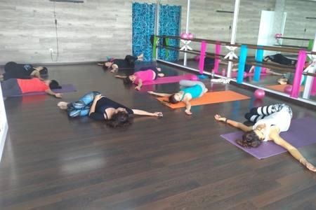 Barret Studio Fitness -