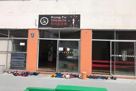 Escuela Kung Fu - Choy Lee Fut - Viña del Mar
