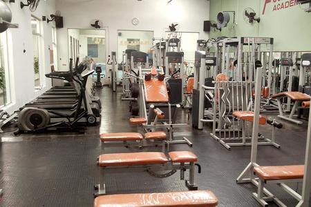 Sport Company Academia -