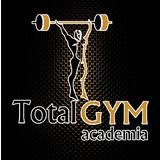 Total Gym Academia - logo
