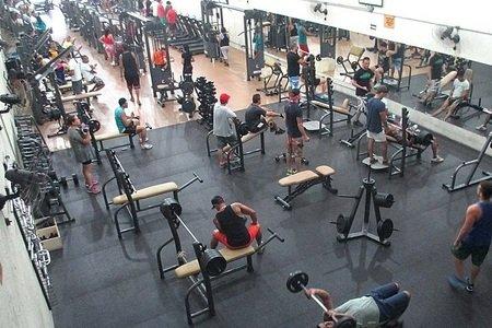 Total Gym Academia -