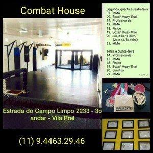 Combat House