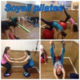 Soyali Pilates Unidade Ii - logo