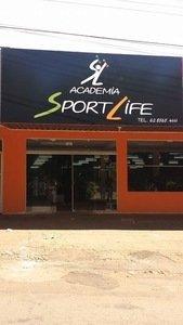 Academia Sport Life -