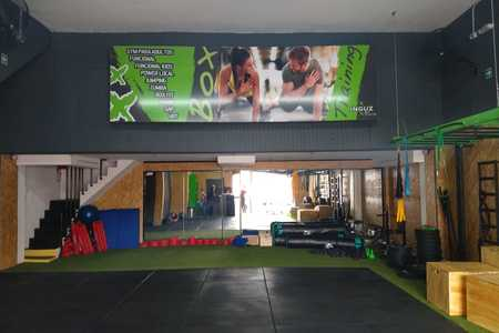 Inguz Box Training -