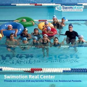 SWIMOTION REAL CENTER -