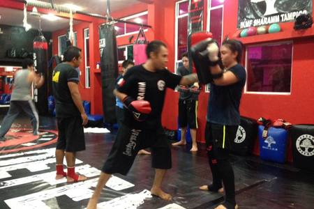 Sharamm KRAV MAGA SELF Defense Madero