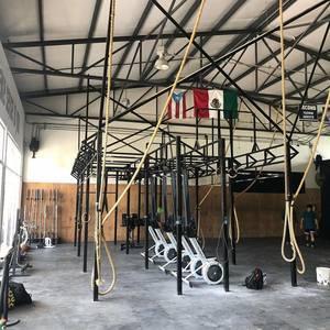 Distrito CrossFit Valle Real -