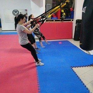 GIMNASIO CRAF -( centro recreativo de actividades fisicas)