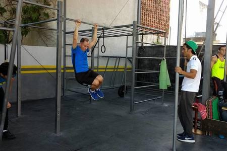 Motivation Bars Workout MBW Itzimna -