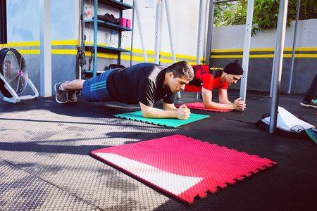 Motivation Bars Workout MBW Norte -