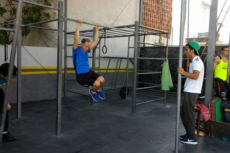 Motivation Bars Workout MBW Norte