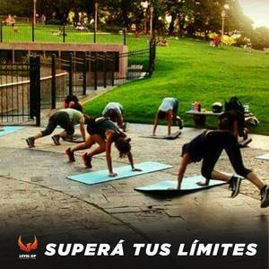 LEVEL UP FITNESS TEAM sede parque saavedra