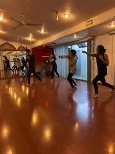 Roxana Amar Al Sahara Escuela de Danza