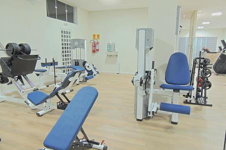 Treinamento Físico Avançado -
