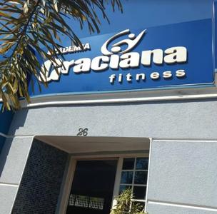 Academia Graciana Fitness -