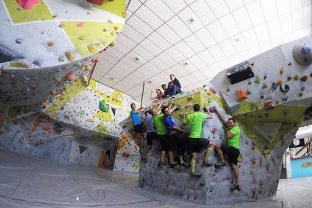 V + Bouldering and Sport Center