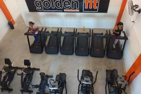 Golden Fit - Jardim Rosas