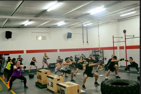 Academia Corpo e Ação